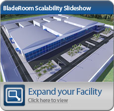 BladeRoom Modular Scalable Data Centres